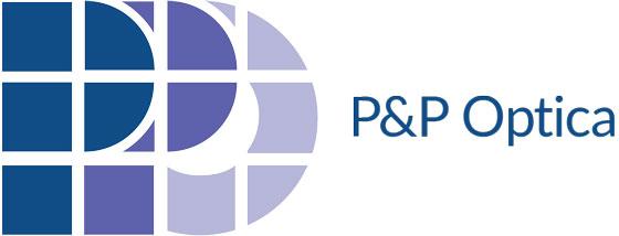 P&P Optica logo