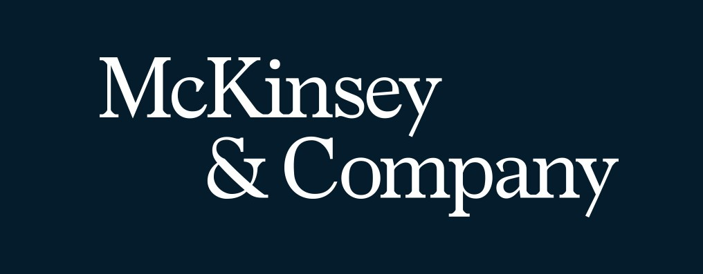 McKinsey and Company's logo.