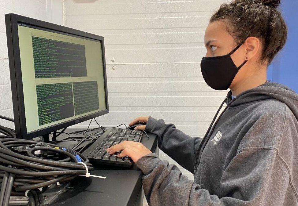 People at PPO: Rachel Bobb, Applications Technician Co-op