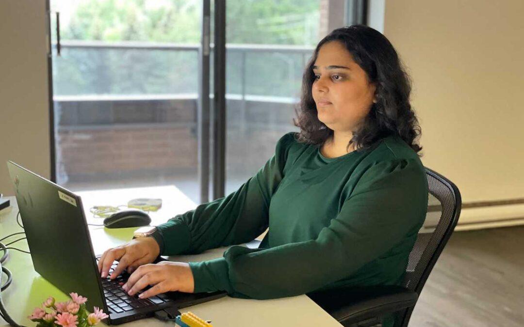 People at PPO: Kesha Bodawala, Software Developer